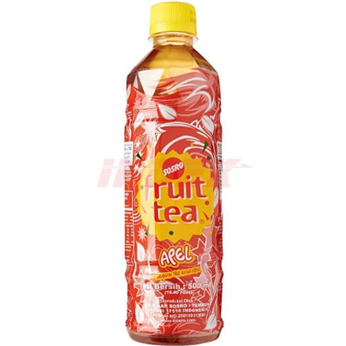 sosro fruit tea appl index indonesia delivery express produk eec